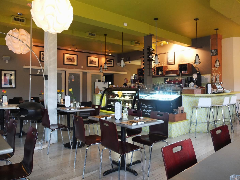 Tiramisu Cafe, 124 Street Restaurants | Edmonton, Alberta
