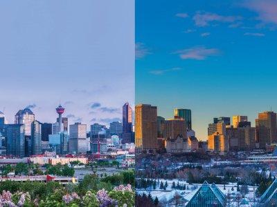 Alberta's Creative Urban Hubs | Edmonton, Alberta