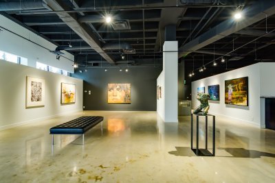 Front Gallery | 124 Street Edmonton, Alberta