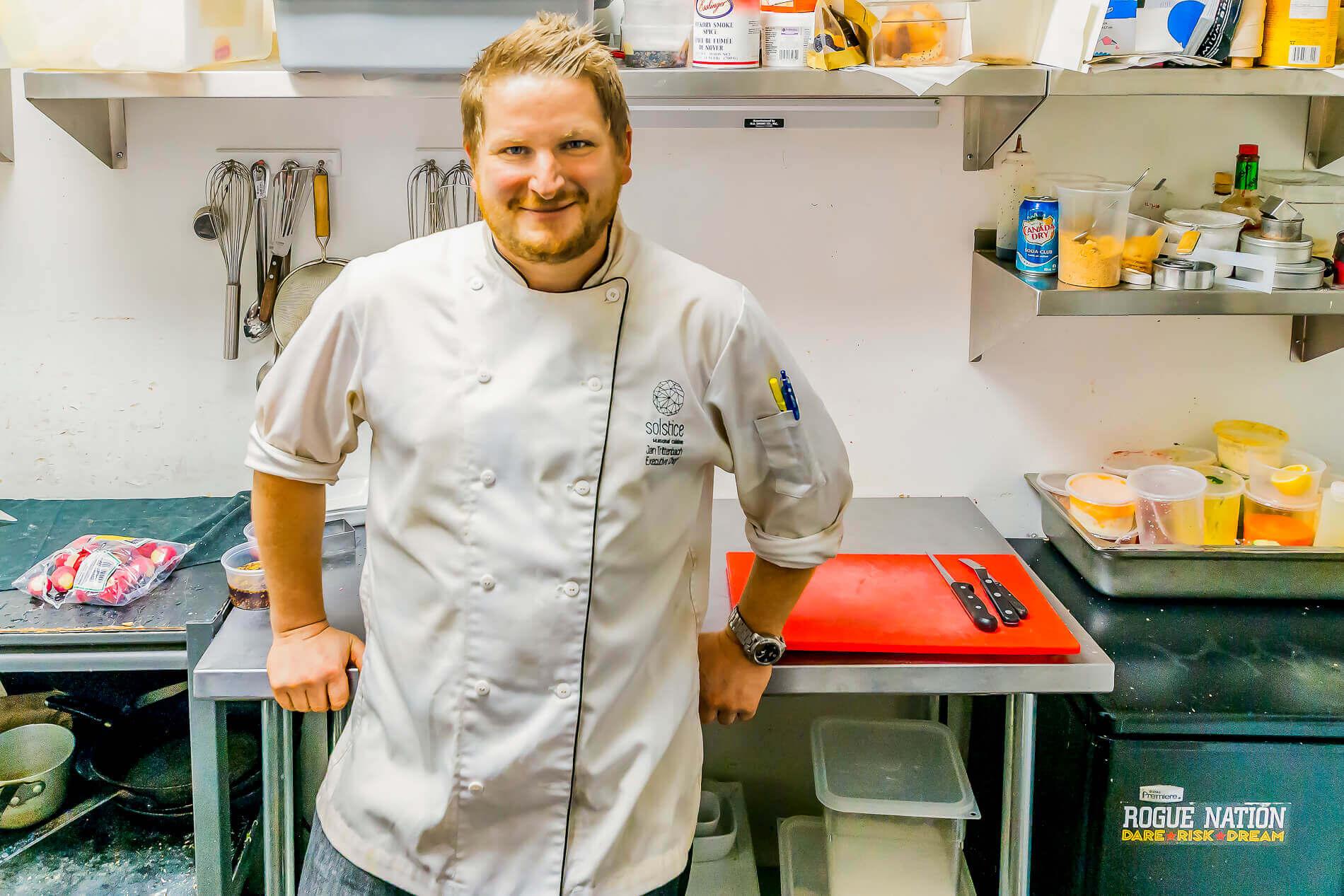 124 Street Local Chef, Solstice | Edmonton, Alberta
